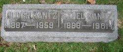 Oliver Morton Kantz
