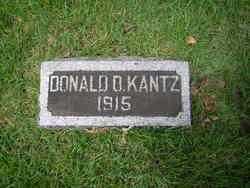 Donald Dudley Kantz