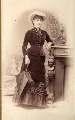 Anna F. <i>Beckett</i> Shimpfky
