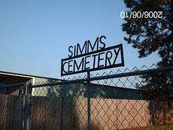 Simms Cemetery