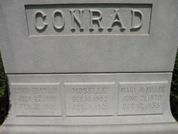Mary Marinda <i>Miller</i> Conrad