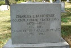 Charlotte <i>Small</i> Howard