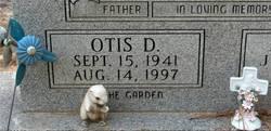 Otis D Capers