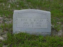 Kyle D Butler