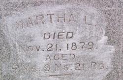 Martha L Heath