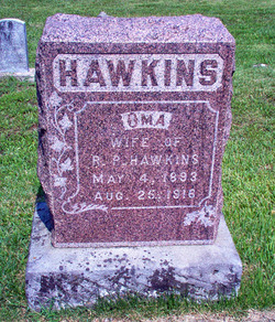 Oma <i>Myers</i> Hawkins