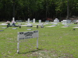 New Travelers Rest Church Cemetery