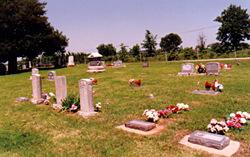 Sinnett Memorial Cemetery