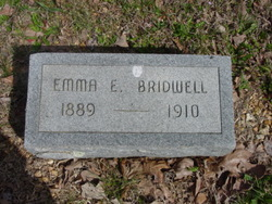Emma Eliza <i>Huddleston</i> Bridwell