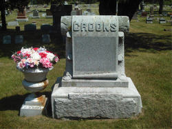 Nettie May <i>Huffman</i> Crooks