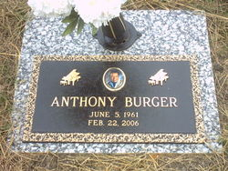 Anthony John Burger