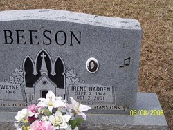 Mildred Irene <i>Hadden</i> Beeson