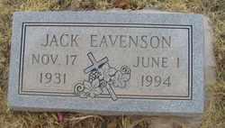 Jack Eavenson