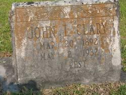 John L Clary
