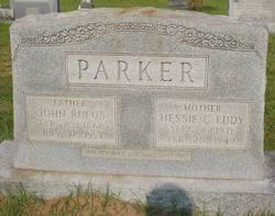 John Rufus Parker