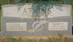 Agnes P Atkins