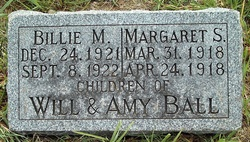 Margaret S Ball