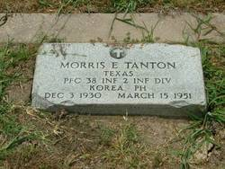 Morris E Tanton