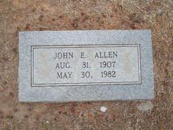 John E. Allen