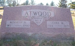 Cora Mae <i>Barron</i> Atwood