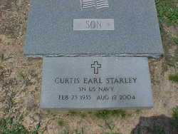 Curtis Earl Starley