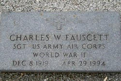 Charles W. Fauscett