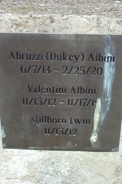 Abruzzi Dukey Albini