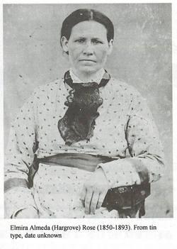 Elmira Almeda <i>Hargrove</i> Rose