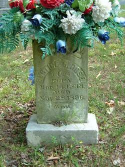 Burtice Smith Rose