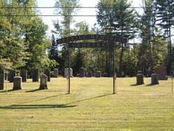 Merrill Memorial Cemetery
