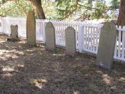 English Camp Cemetery