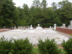 Alvaton Baptist Church Cemetery