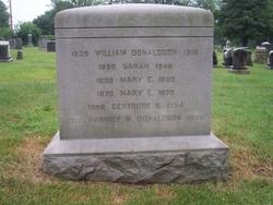 Harriet <i>Wallace</i> Donaldson