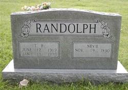 T R Randolph