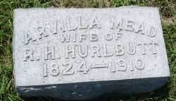 Arvilla <i>Mead</i> Hurlbutt