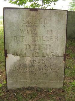 Sarah <i>Wasson</i> Miller