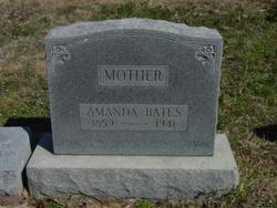 Amanda Caroline <i>Bryan</i> Bates