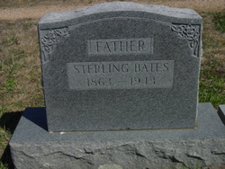 Sterling Franklin Will Bates