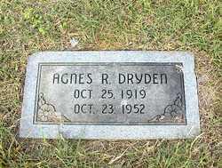 Agnes R Dryden