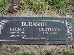 Glen C Burnside