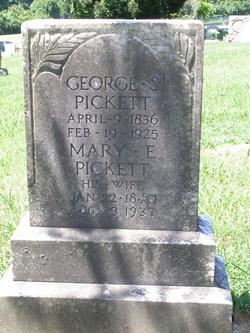 Mary E Pickett