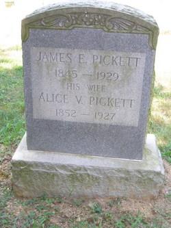 Alice V Pickett