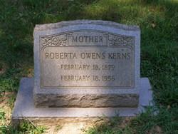 Roberta <i>Ball</i> Kerns