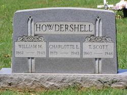 Charlotte E Howdershell