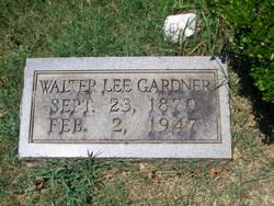 Walter Lee Gardner