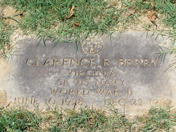 Clarence R Berry