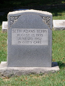 Seth Adams Berry