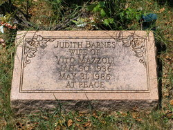 Judith Barnes
