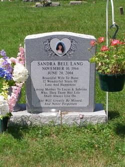 Sandra Bell Lang