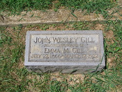 John Wesley Gill